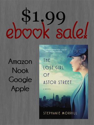 The Lost Girl of Astor Street eBook is on sale!