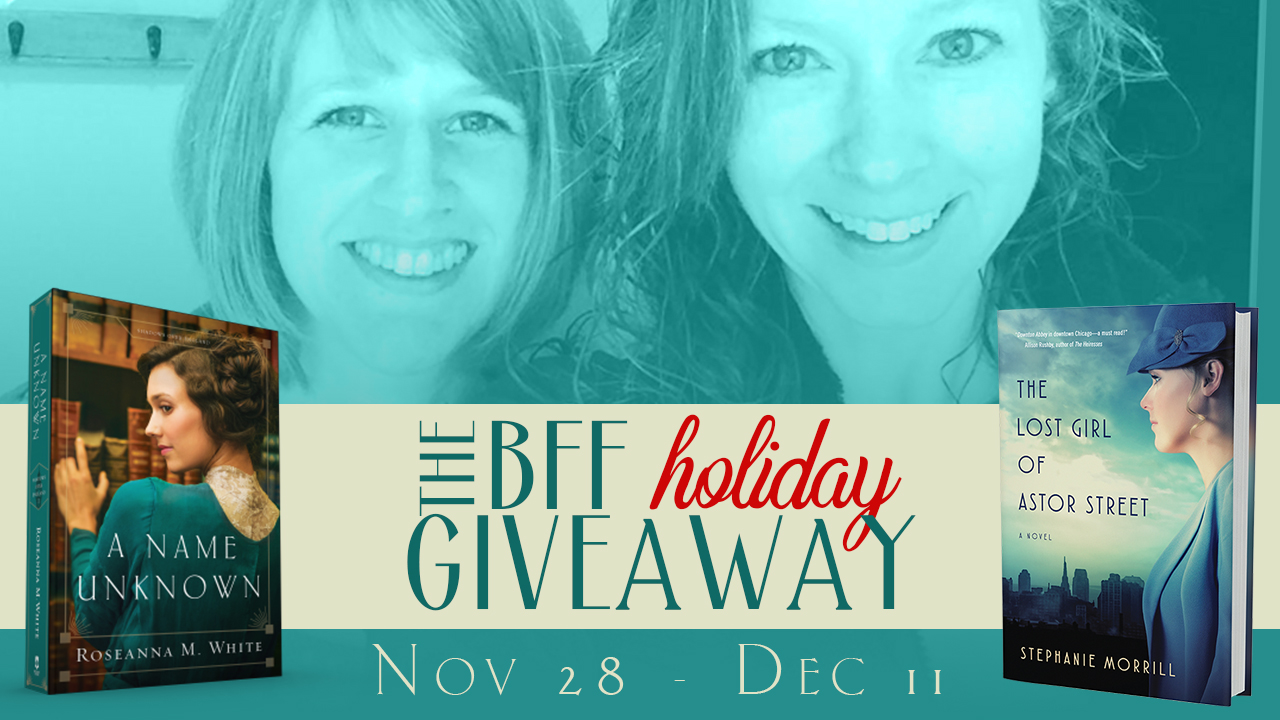 Best Friends Forever Holiday Giveaway!